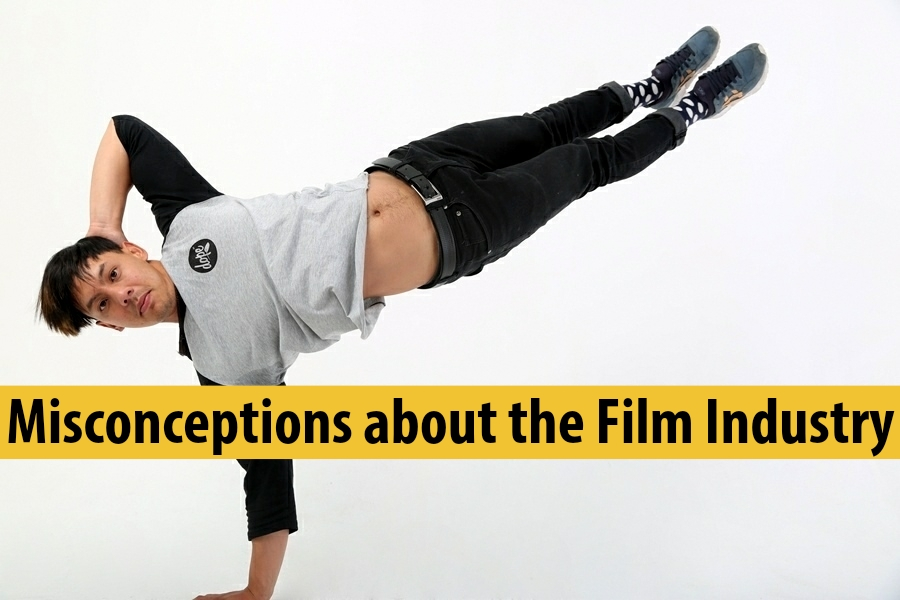 Common misconceptions about the film industry